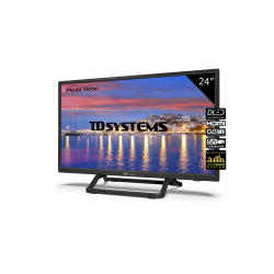 "TV 24"" Led HD TD Systems K24DLX9H"