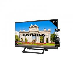 Smart TV TD Systems de 24 pulgadas K24DLX10HS