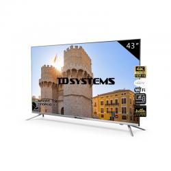 Smart TV TD Systems de 43 pulgadas K43DLJ10US