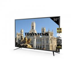 Smart TV 4K TD Systems de 50 pulgadas K50DLJ10US
