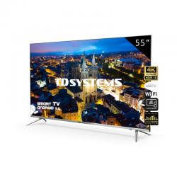 Smart TV 4K TD Systems de 55 pulgadas K55DLJ10US