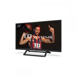 Smart TV TD Systems de 24 pulgadas K24DLX11HS